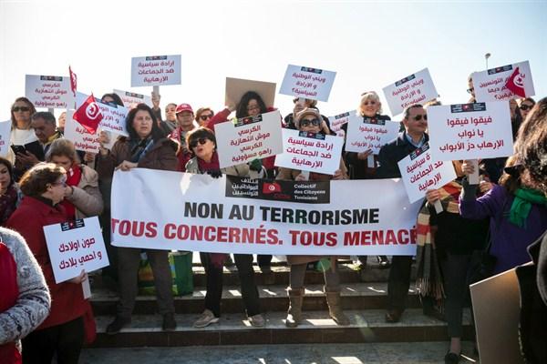 What fate awaits Tunisia's returning jihadists?