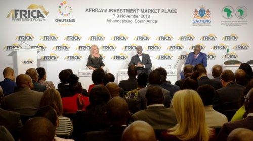 Tunisia takes part in Africa Investment Forum in Johannesburg