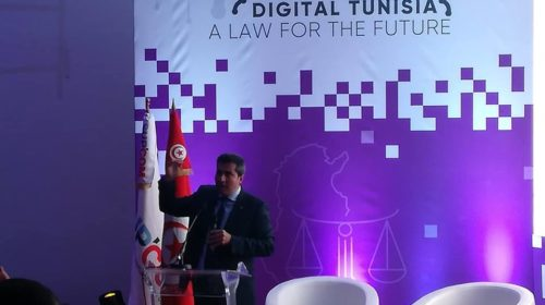 "19th edition of  SUP'COM Forum on the theme ""Digital Tunisia, A Law For The Future"""