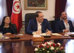 8th anniversary of revolution and youth: PM  receives  youth civil society