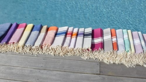 Tunisian fouta records noticeable breakthrough in exports in Monastir