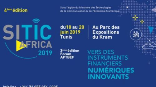 4th edition of SITIC Africa 2019 technology fair in Tunis
