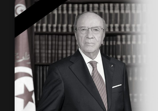 Beji Caid Essebsi, first Tunis...