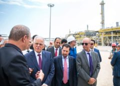 Tunisia to increase natural gas production by 50 %