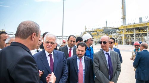 Tunisia's Nawara Gas Field to Start Pumping