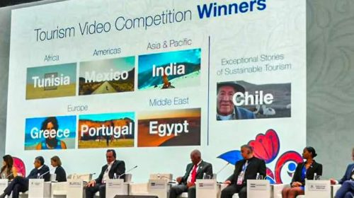 Tunisia wins UNWTO's Tourism Video Competition for Africa