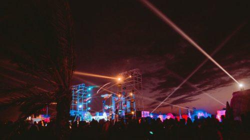Dunes Electroniques music festival rocks Tunisian desert