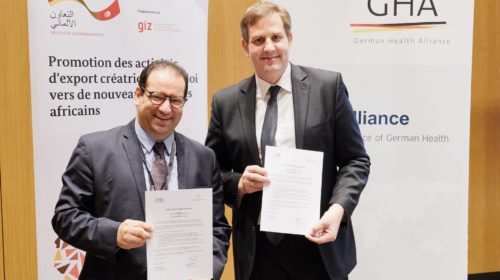 German Health Alliance and Tunisian Health Alliance ink Letter of Intent for strategic partnership
