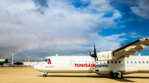 Tunisair Express takes delivery of first ATR 72-600