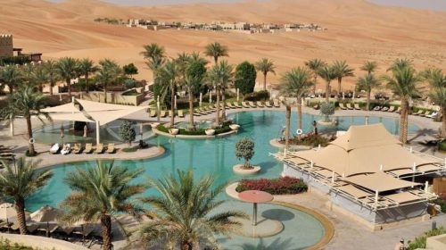 Qatari Diar's Anantara-Tozeur Resort  inaugurated