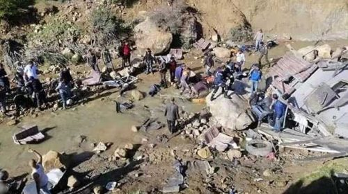 Amdoun tragedy, road accident or failed control mechanisms?