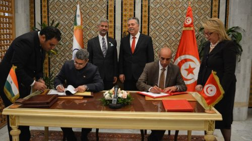 MoU signed between Tunisia and India to support business acceleration