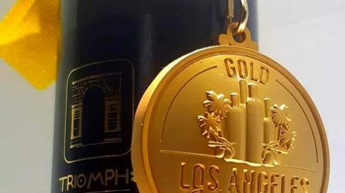 FOR THIRD YEAR IN A ROW, TUNISIAN OLIVE OIL TRIOMPHE THUCCABOR GOLD MEDALIST IN LOS ANGELES