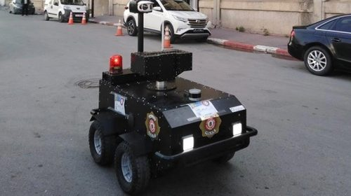 COVID-19: Tunisia deploys robots to enforce total lockdown