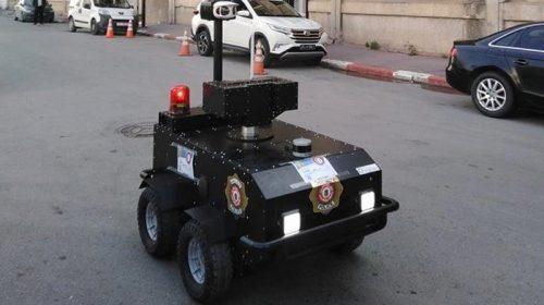 COVID-19: Tunisia deploys robots to enforce total lockdown