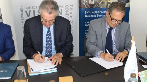 Tunisia JOBS and CONECT sign agreement to support SMEs and create jobs