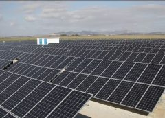 """""""Chams Enfidha"""" first solar energy station in Tunisia inaugurated"""