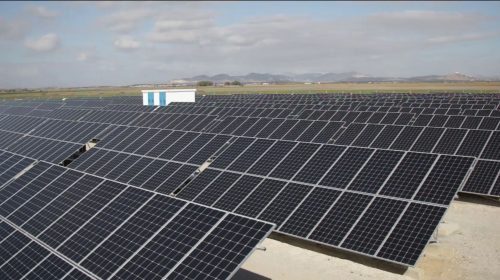 """Chams Enfidha"" first solar energy station in Tunisia inaugurated"