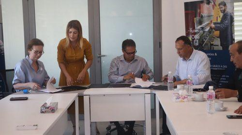 Tunisia JOBS, FTH and FTRT sign partnership agreement