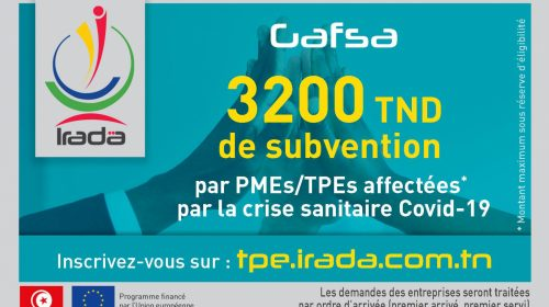 Tunisia: European funds to help MSMEs affected by COVID-19 crisis