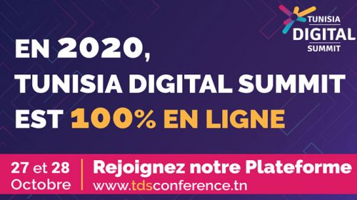 Tunisia Digital Summit 4th edition 100% online