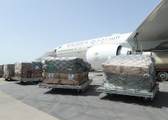 Medical supplies heading to Tunisia to counter COVID-19 spread